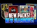 NEW PACKS + WORLD SERIES PACK! *NEW 99 DIAMONDS* MLB The Show 17 | Diamond Dynasty Pack Opening