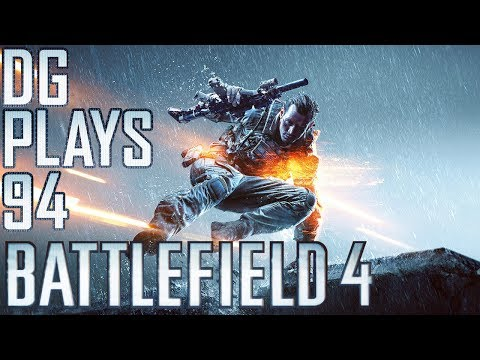 To War In China! | Battlefield 4 Campaign Livestream Pt. 2