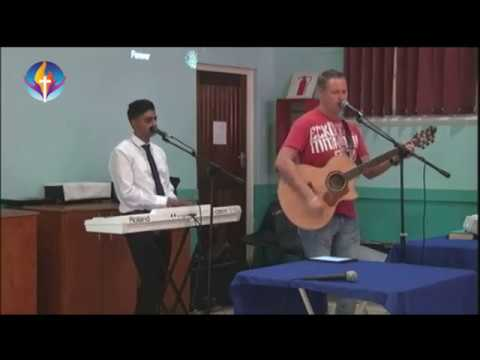 IHOP Durban LIVE Stream Sunday Morning Service  30 April 2017