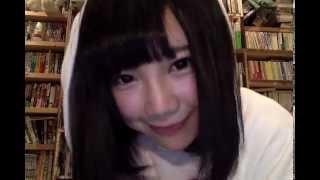 2月7日に向けてメンバーコメント!第ニ回目は天照大桃子! 2015.02.07(...