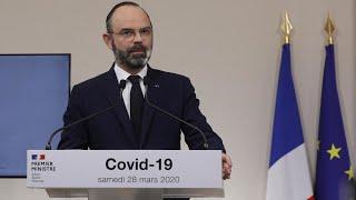 Coronavirus en France : E. Philippe auditionné à l'Assemblée nationale