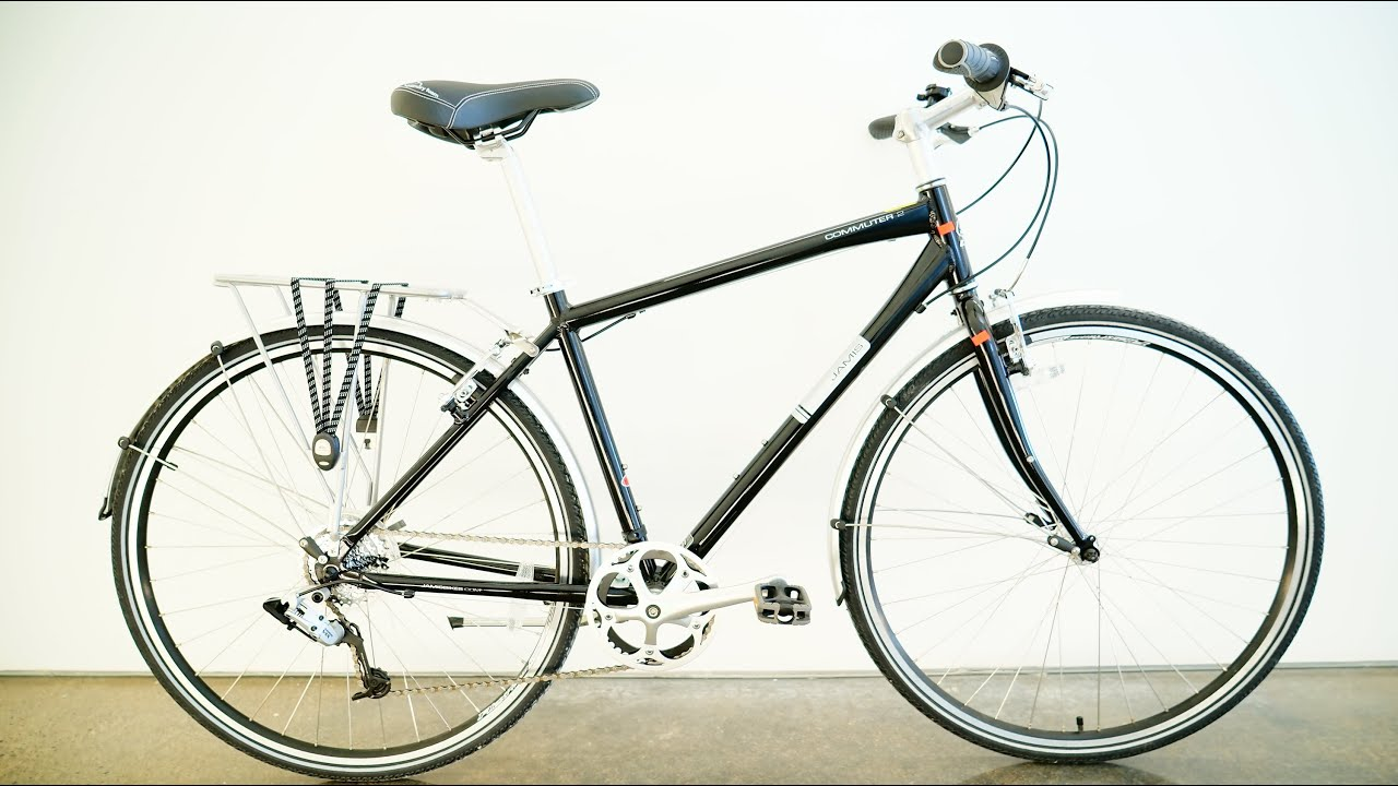 Jamis Commuter 2 - YouTube