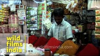 Market area of Mysore - Karnataka