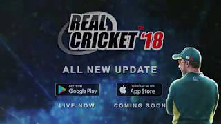 Real Cricket™ 18: Updated Trailer