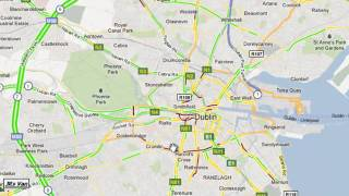 GPS vehicle tracking  Google Live Traffic