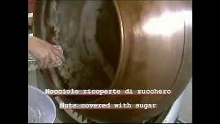 Mia Food Tech Sugar Coating Machine P20rg - Pralinatrice P20rg - Pralineuse P20rg