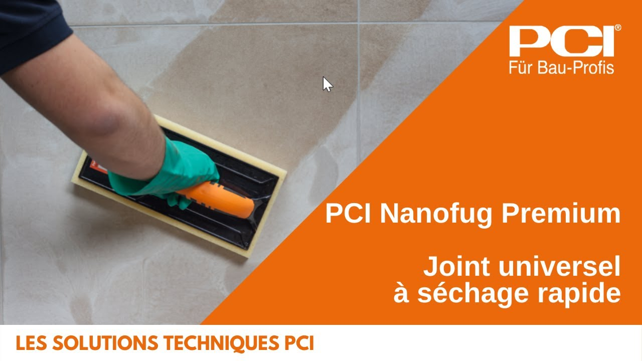 Download PCI Nanofug Premium Joint Universel a séchage rapide, idéal en rénovation