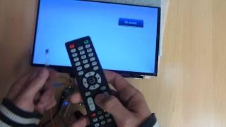 Видеоурок Что делать если нет вашей прошивки 6 bit - 8 bit
