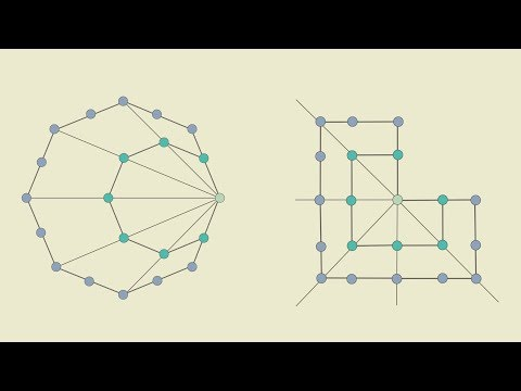 Finding the general formula for nth octagonal number | Visual proof |