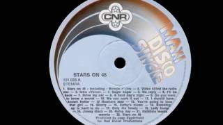 Stars On 45 ~ Stars On 45 Super Megamix Megamix