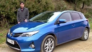 Toyota Auris - Prueba / Test / Review Coches.net
