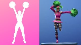 CHEER UP DANCE EMOTE ! [FREE Item Shop TOY] | Fortnite Item Shop