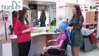 видео Тонизирующая маска для утолщения волос