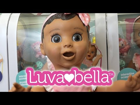 SPIN MASTER'S LUVABELLA! | A Toy Insider Play by Play