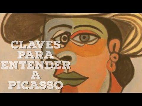 Cinco claves para entender a Pablo Picasso