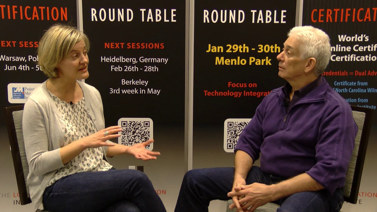 Translation Technology Round Table Interview With Jenny Reid Youtube
