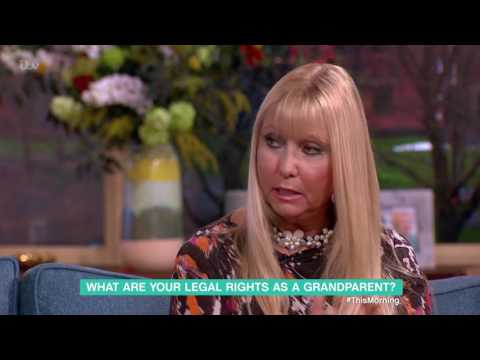What Are Your Legal Rights as a Grandparent? | This Morning