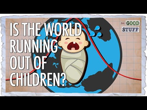 Is The World Running Out Of Children? (And Sperm??)