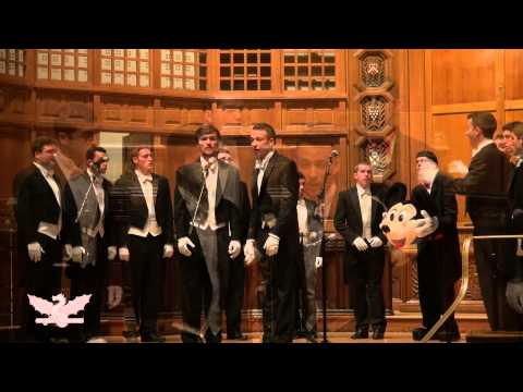 The Boxer - The Yale Whiffenpoofs of 2014