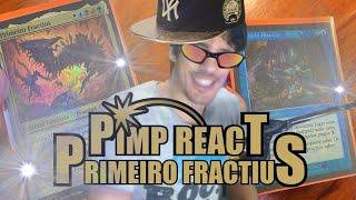 💲Youtuber pobre reage a Commander First Sliver pimpado de inscrito💲 | Pimp React #1