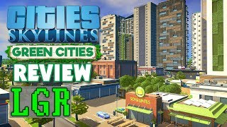 LGR - Cities: Skylines Green Cities Review (Video Game Video Review)