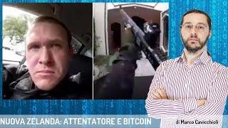 Nuova Zelanda: l'attentatore aveva fatto i soldi con Bitcoin?