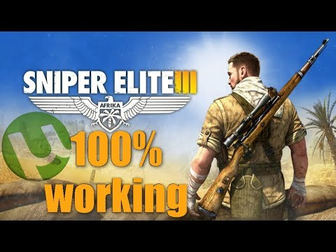 Tutorial | How To Download And Install Sniper Elite 3 For Free Full Version On Pc -2018-🔥🔥!!