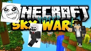 Why does this keep happening!! lMinecraft Sky Wars #3