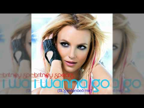 Britney Spears - I Wanna Go (BL's Extended Mix)