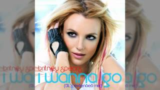 Britney Spears - I Wanna Go (BL
