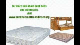 Bunk Bed Mattress Selection Guide