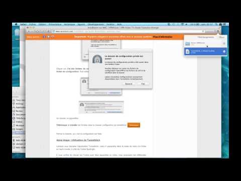 Comment installer une VPN on Mac Yosemite 10.10 / Mave... | Doovi