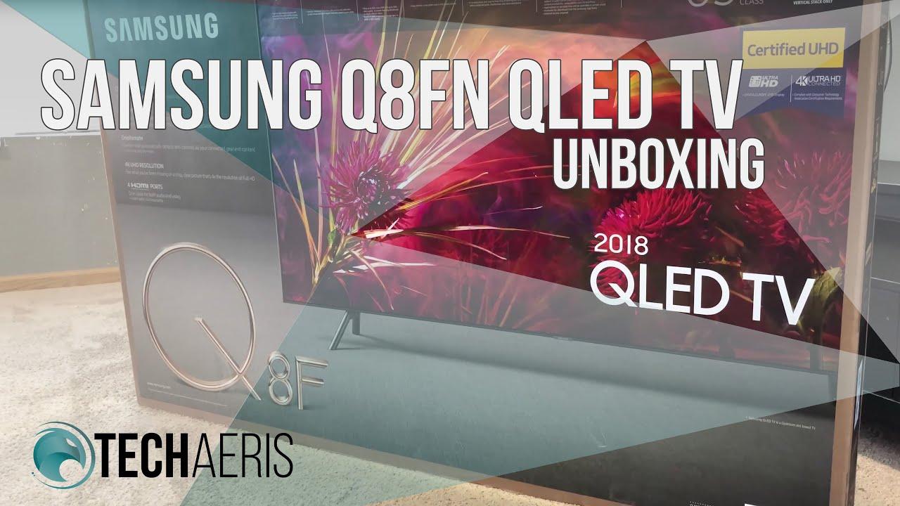 Samsung Q8F QLED 4K UHD