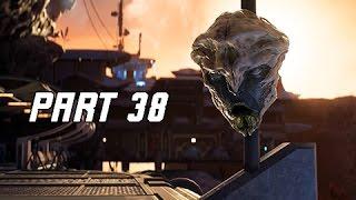 Mass Effect Andromeda Walkthrough Part 38 - KADARA PORT (PC Ultra Let's Play Commentary)