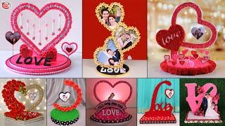 WOW!!.. DIY Paper Heart Showpiece | Easy Craft - Tutorial screenshot 5
