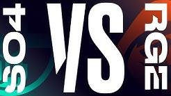 S04 vs. RGE - Week 9 Day 2 | LEC Spring Split | Schalke 04 vs. Rogue (2019)