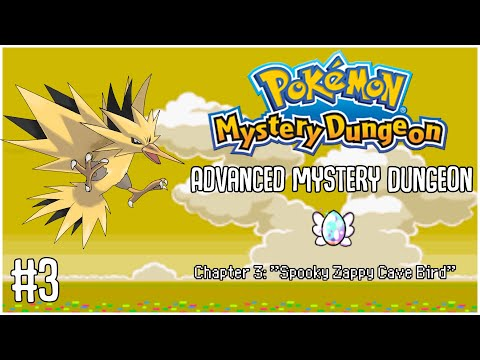 Pokemon Mystery Dungeon: Red Rescue Team - ROM Hack [#3]:
