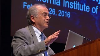 The Future of Space Exploration - C. Elachi - 2/26/2016