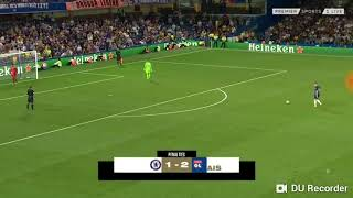 Chelsea vs Lyon