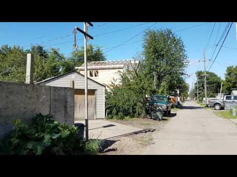 Edmonton garage suite King Edward Park neighborhood