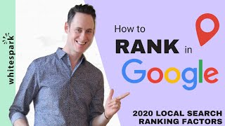 Local SEO Ranking Factors  How to Rank in Local Search Results in 2021