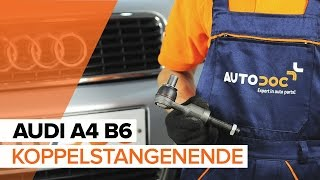 Video-Tutorial zur Reparatur Ihres AUDI