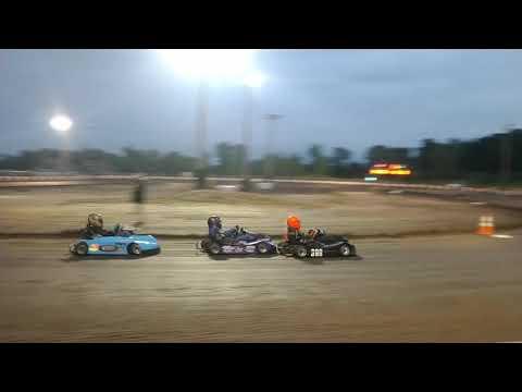 8.31.2019 - KC Raceway - Predator Class - Heat 2