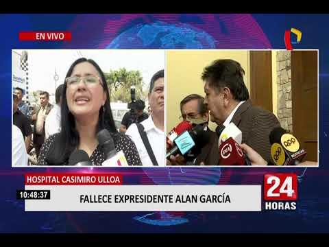 """Mauricio Mulder sobre García: """"Su gesta es una gesta de unidad"""" (2/3)"""
