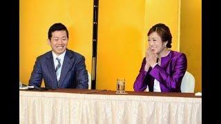 藤山扇治郎&北翔海莉夫妻、新婚半年で早くも初共演...なれ初め舞台が再演