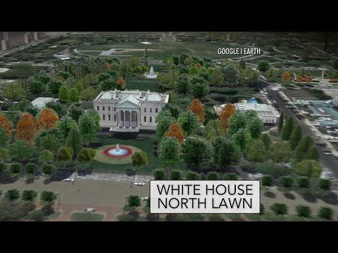 Inside the new white house visitor center youtube for House 360 view