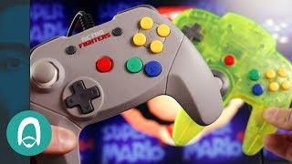 The N64 Controller has been FIXED