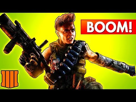 War Machine WRECKS! - BO4 Blackout Gameplay