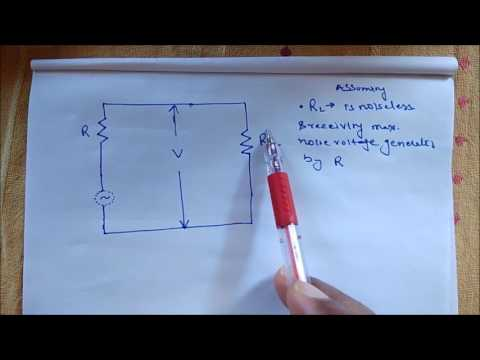AC#1_03 Resistor/Thermal Noise