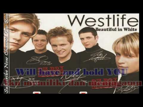 Beautiful In White - Shane Filan Westlife (LYRICS) +